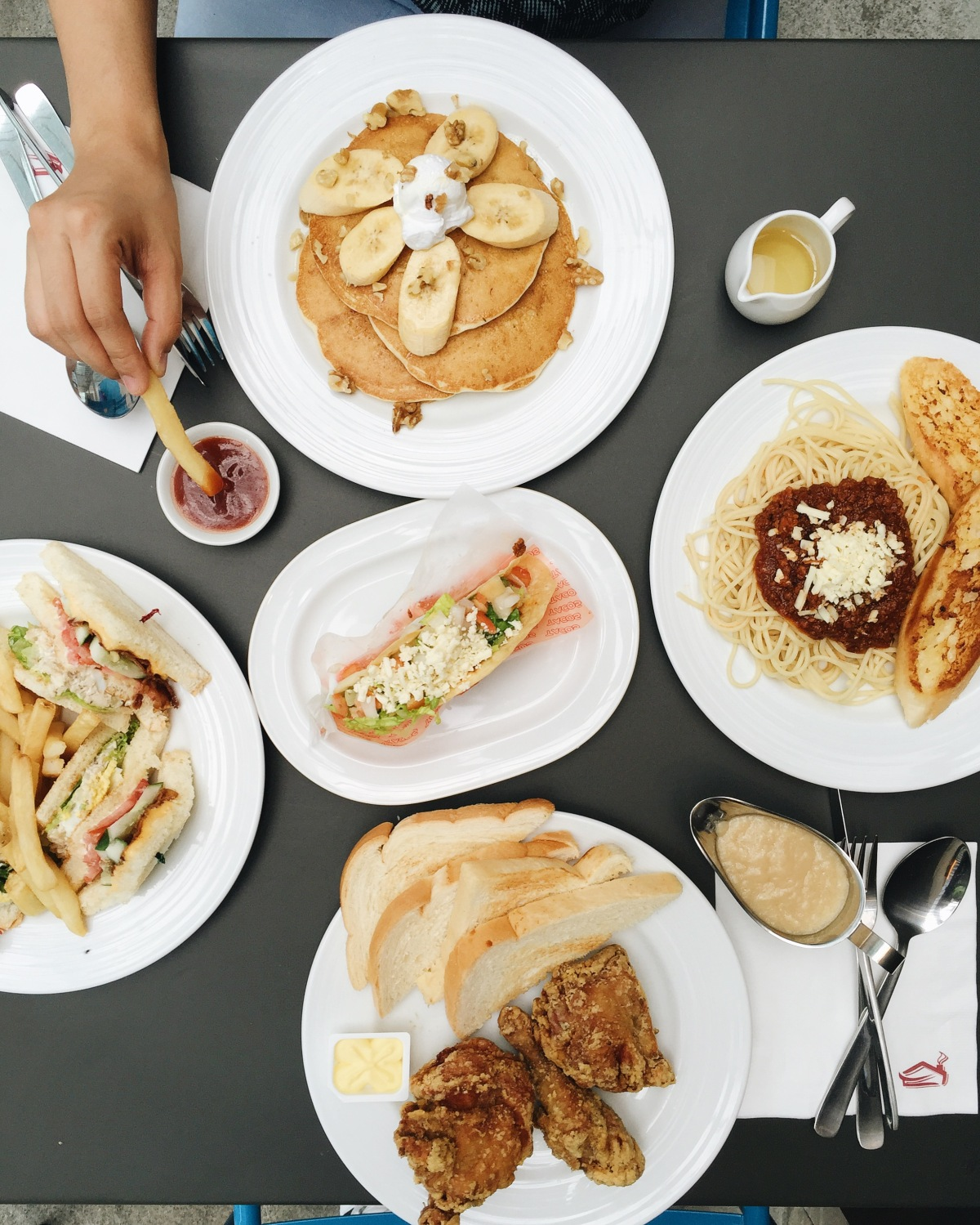 Pancake House – Uptown Place Mall, BGC
