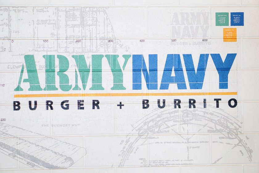 Mextiza Pasta Army Navy