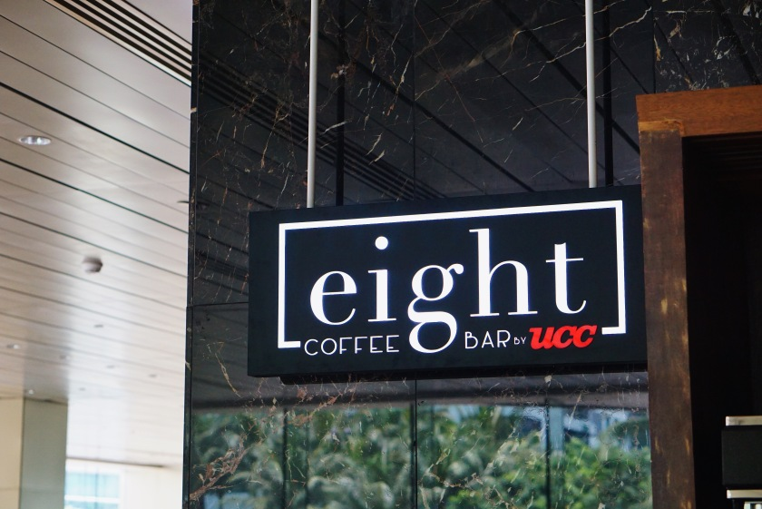 Eight by UCC Adlai Menu Rockwell Makati