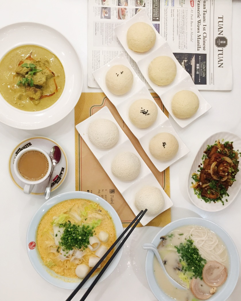 The Great Eatscape Tuan Tuan Chinese Brasserie SM Aura