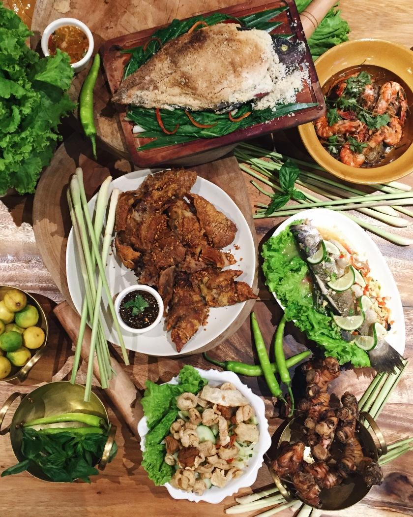 The Great Eatscape Tamarind SM Aura
