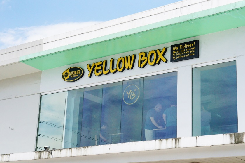 Yellow Box Rice Company Katipunan Quezon City