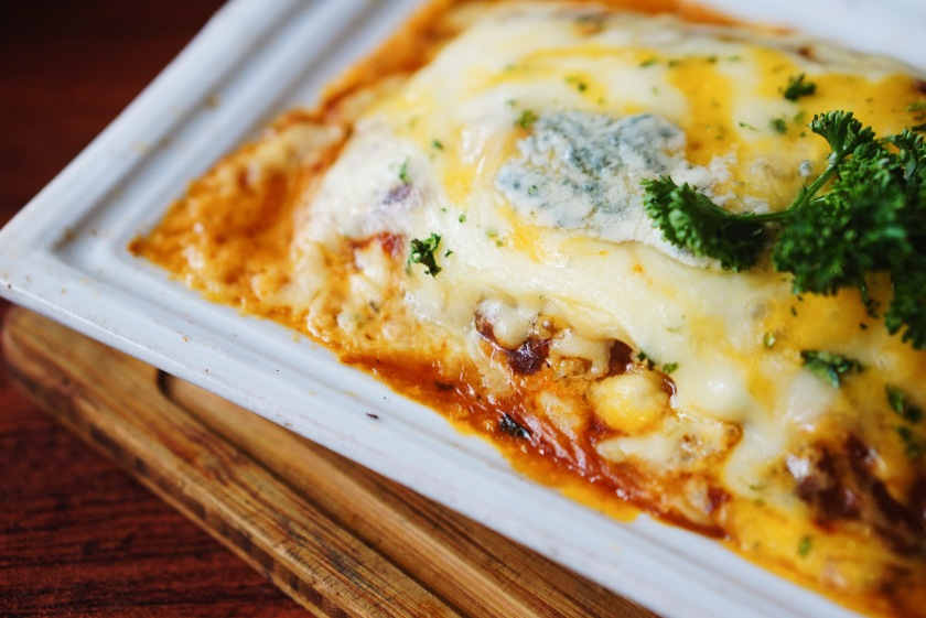 House of Lasagna Greenhills San Juan Fried Chicken