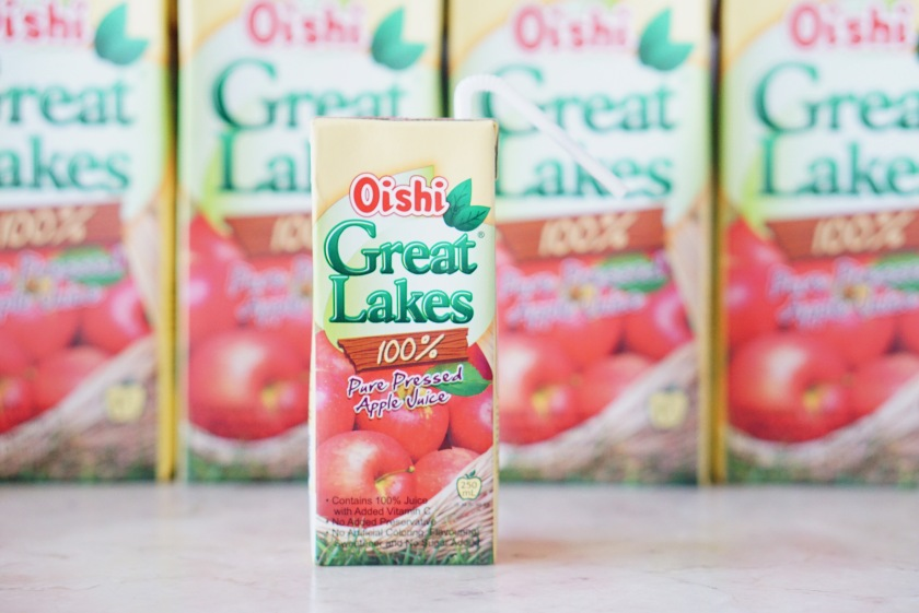 Oishi Great Lakes Juice