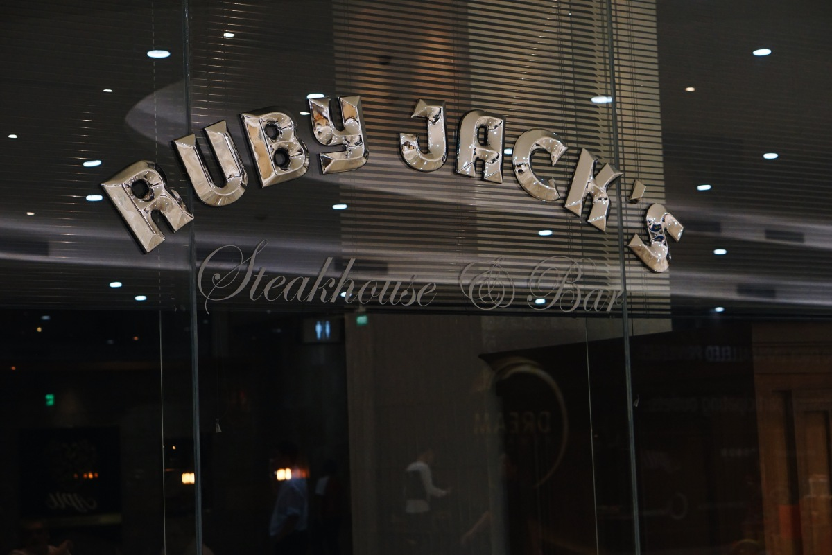 Ruby Jack's Steakhouse and Bar – City of Dreams