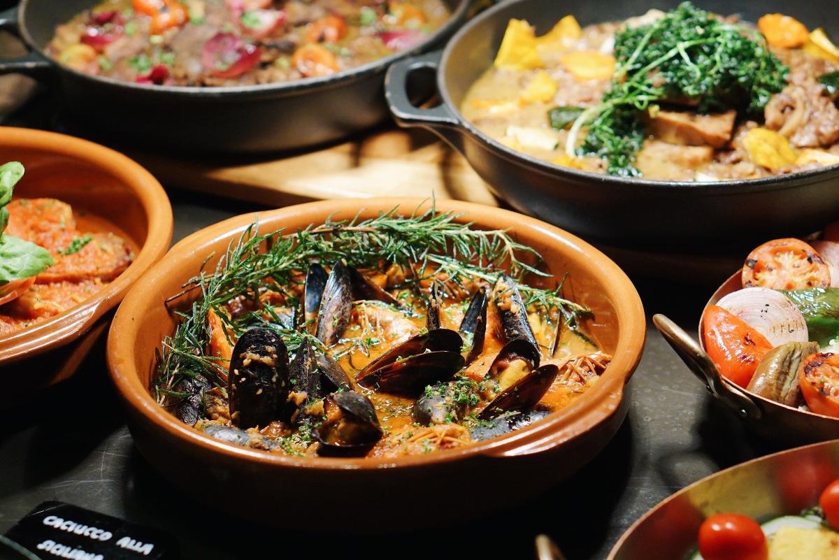 Cucina – Marco Polo OrtigasManila