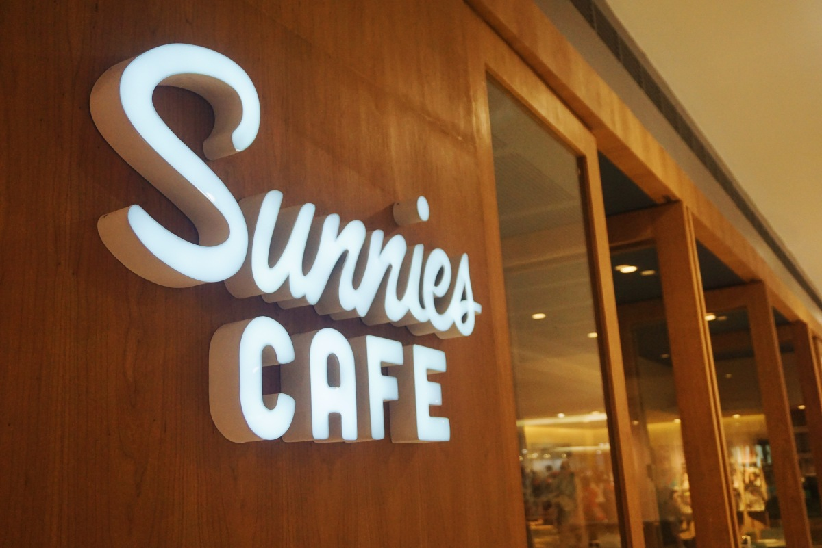Sunnies Cafe – SM Megamall