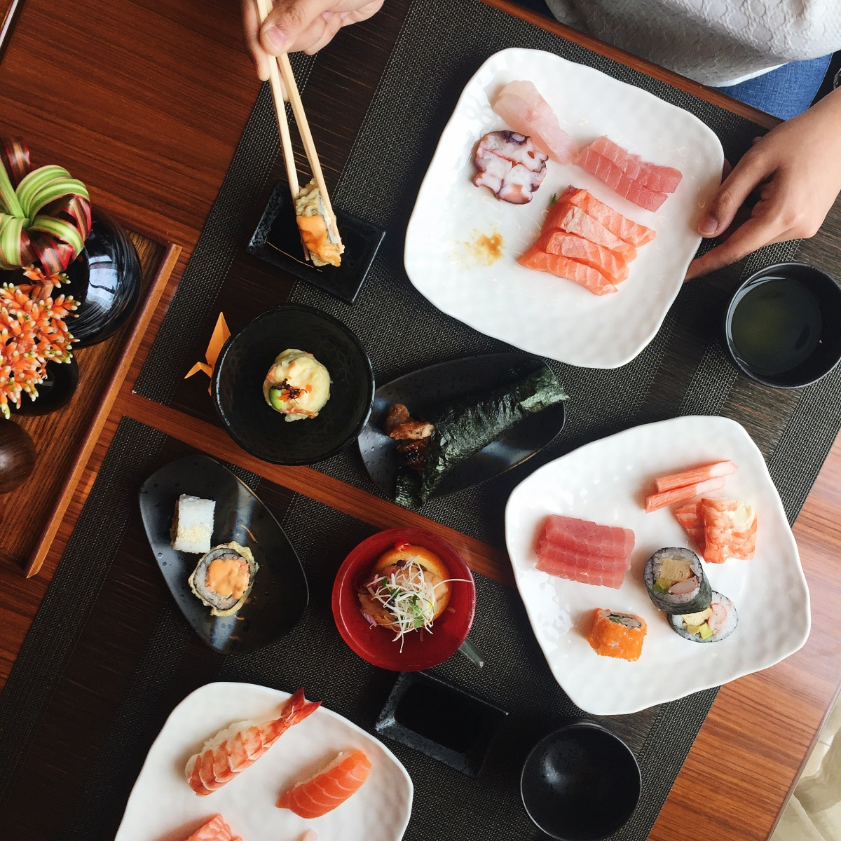 Yakumi – Saturday Brunch, Solaire Resort and Casino