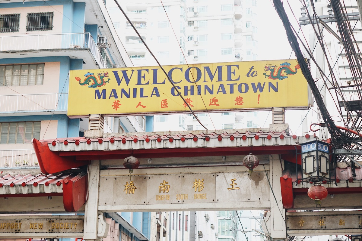 EAT and EXPLORE - Binondo Food Walk