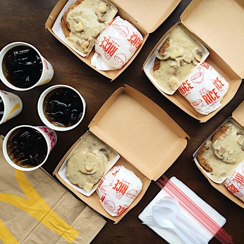 mcdonalds new mushroom pepper steak