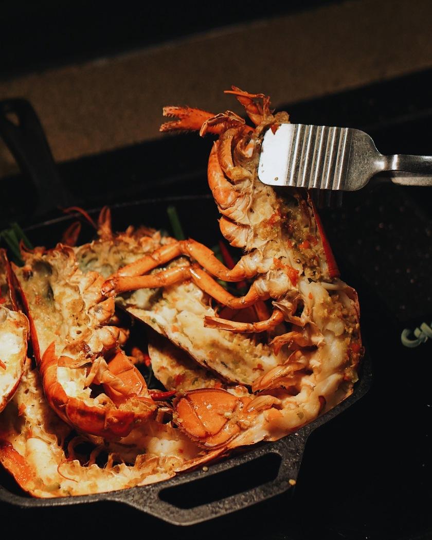 Mad for Lobster at HEAT – Edsa Shangri-La – EATSplorations