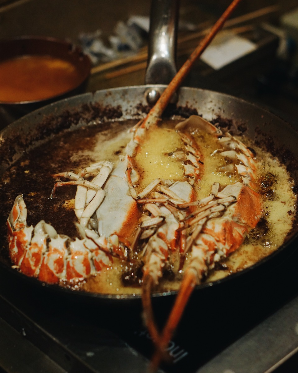 Mad for Lobster at HEAT - Edsa Shangri-La