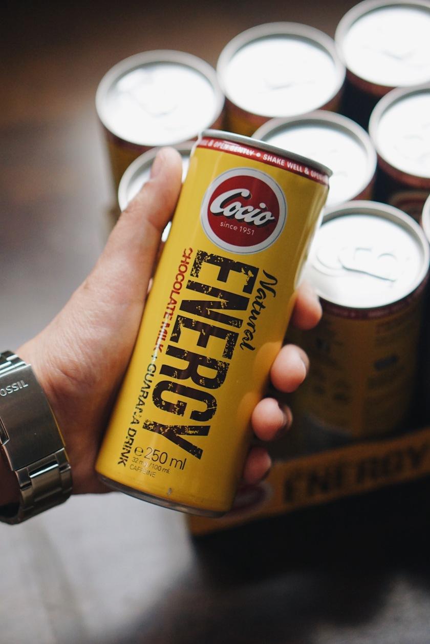 [NEW] Cocio Natural Energy Drink