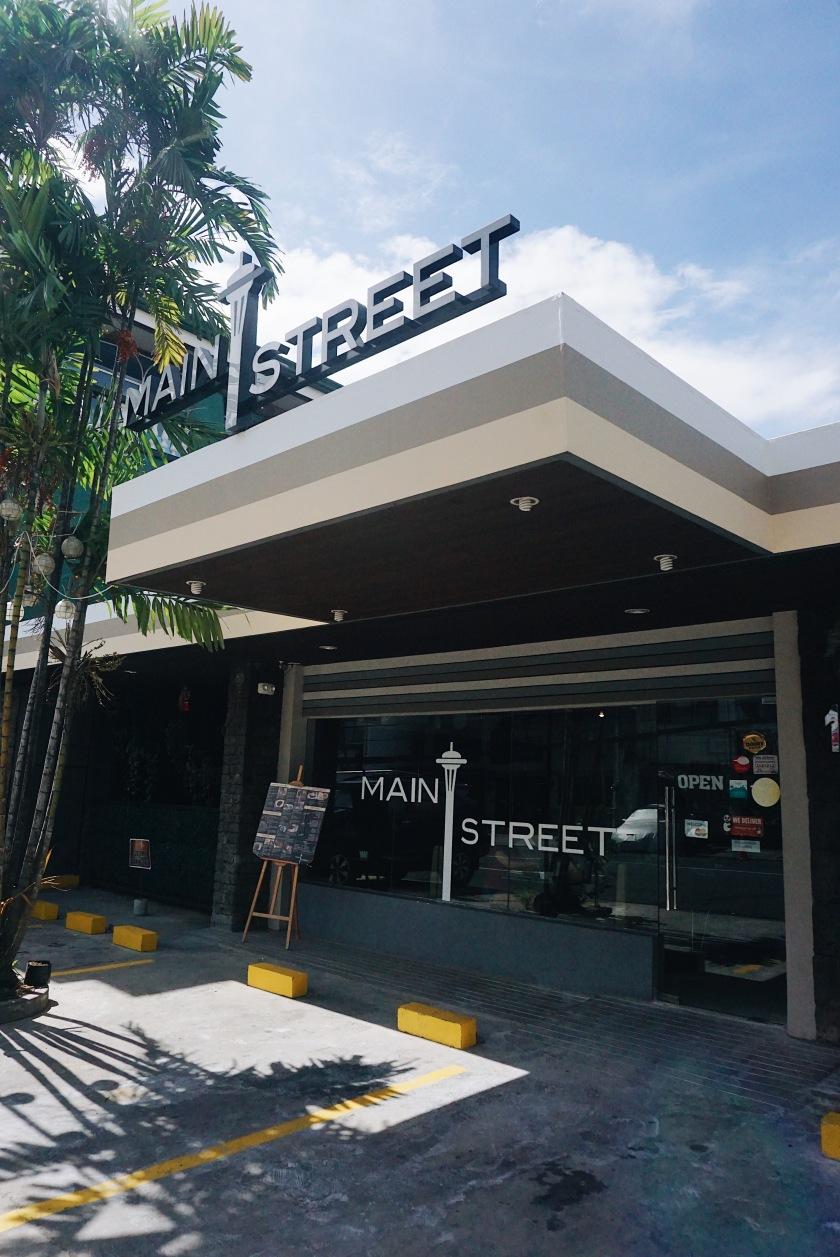 [NEW DISHES] Main Street - Kapitolyo