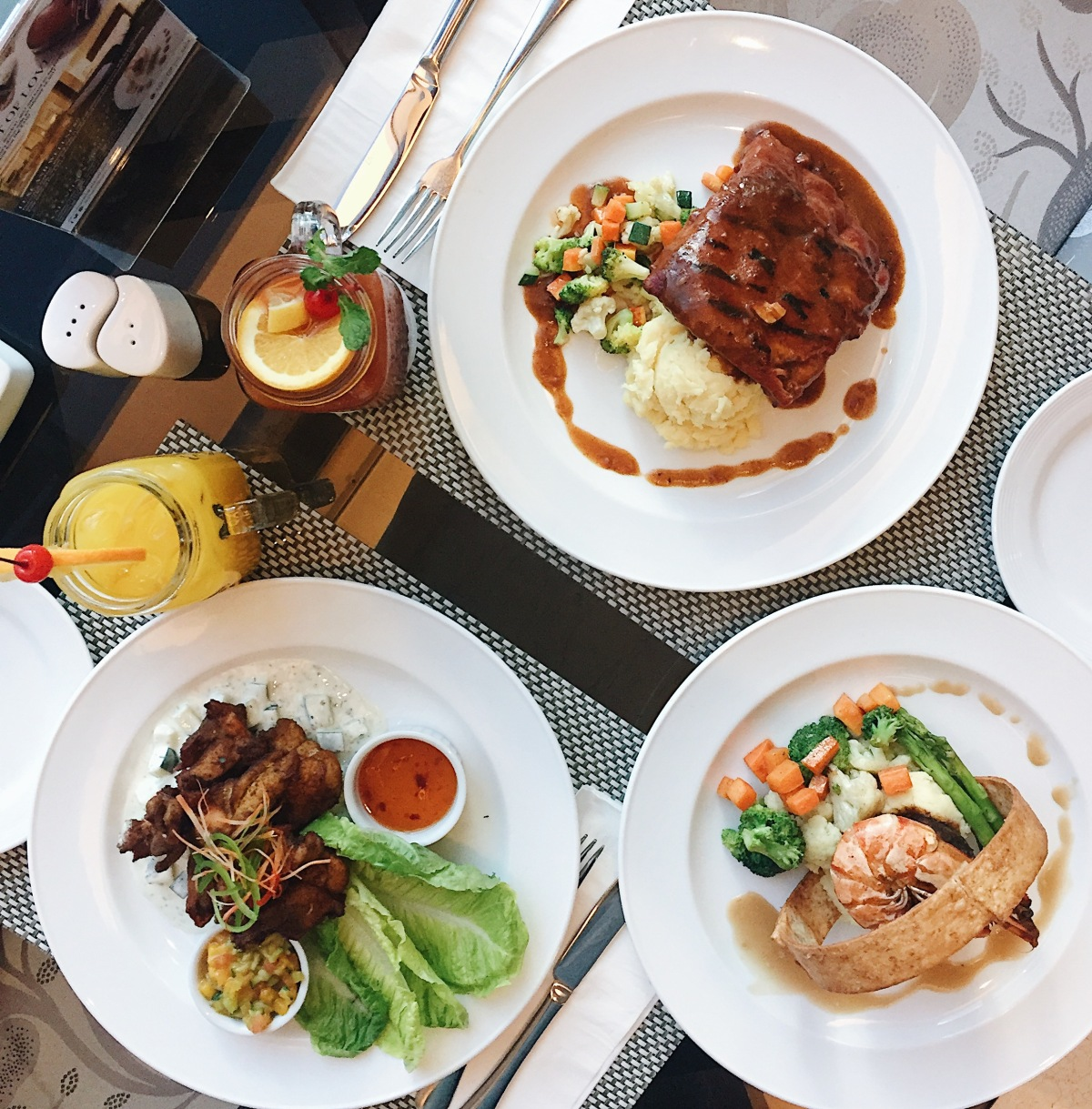 Spice Cafe at City Garden Grand Hotel –Makati