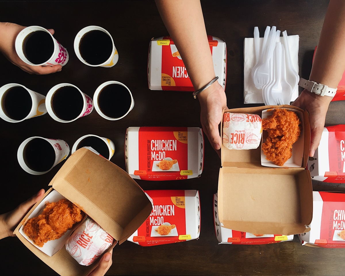 [NEW] Spicy Buffalo-Style Chicken McDo