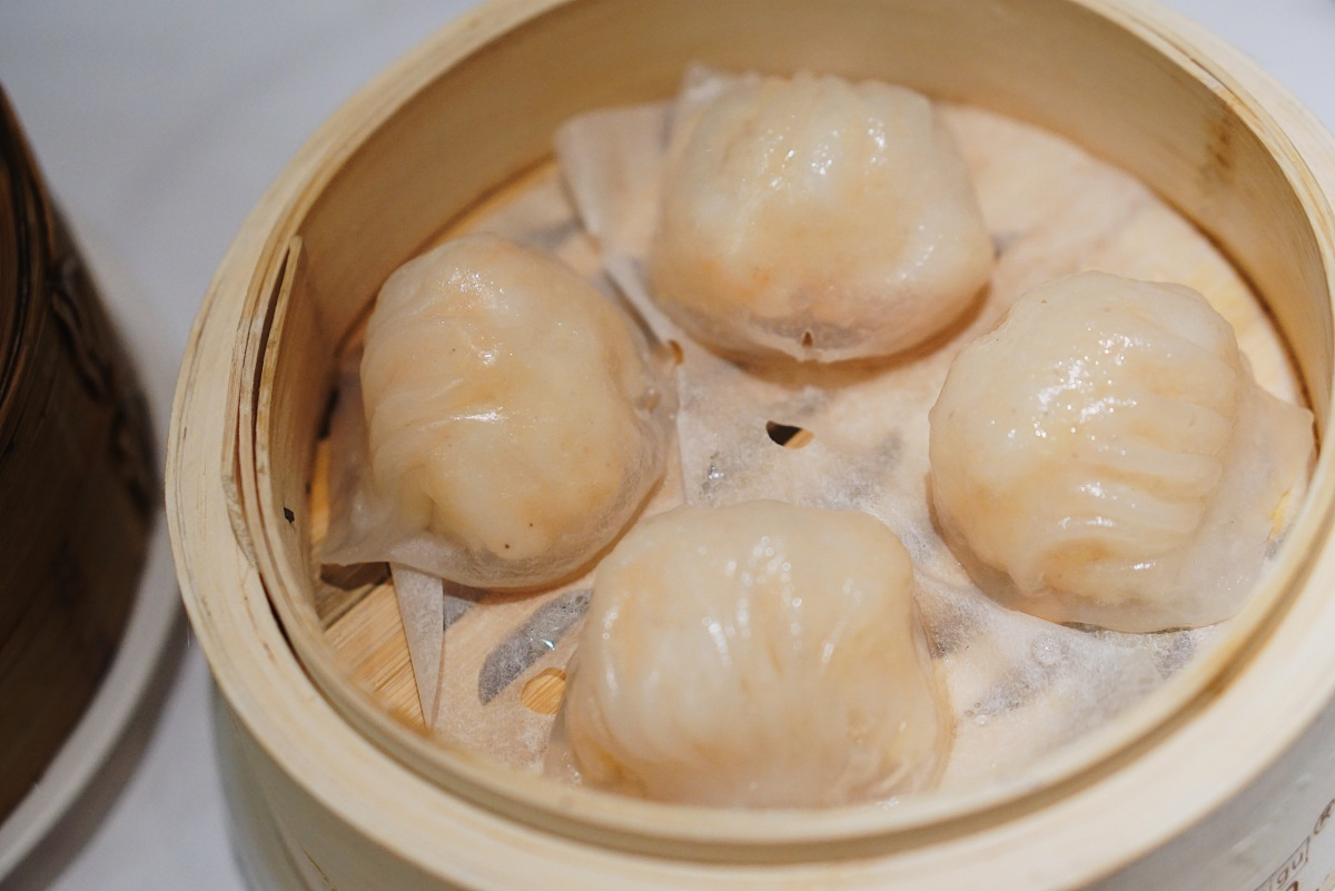 Dim Sum Nights at Shang Palace – Makati Shangri-La