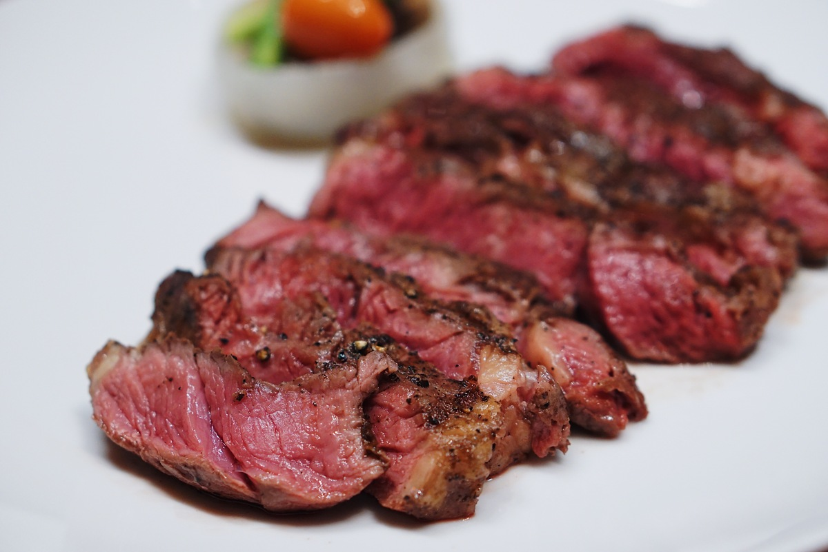 Australian Grass Fed Beef at The Fireplace – New World Manila Bay
