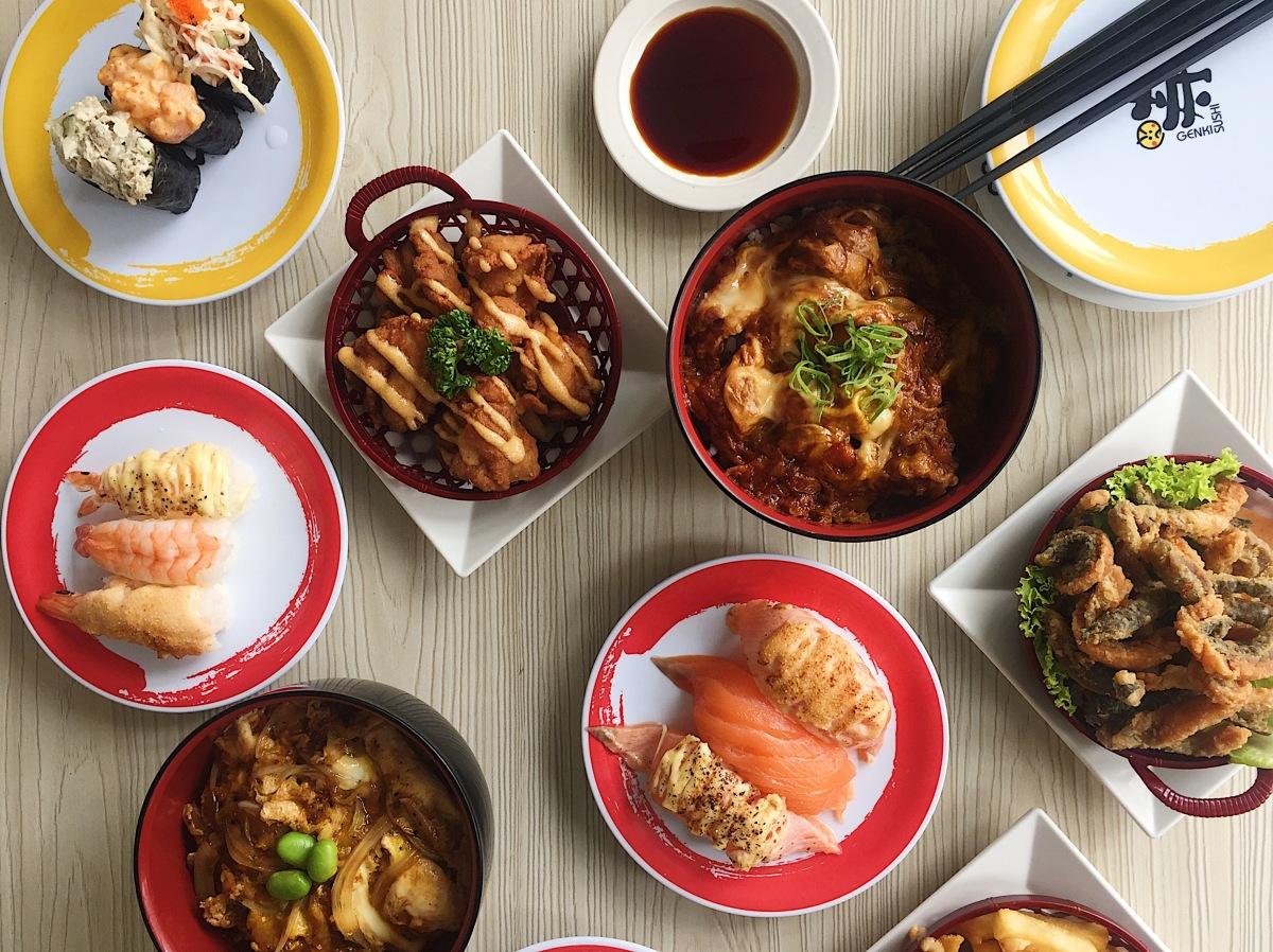 Genki Sushi – Ayala Malls The30th