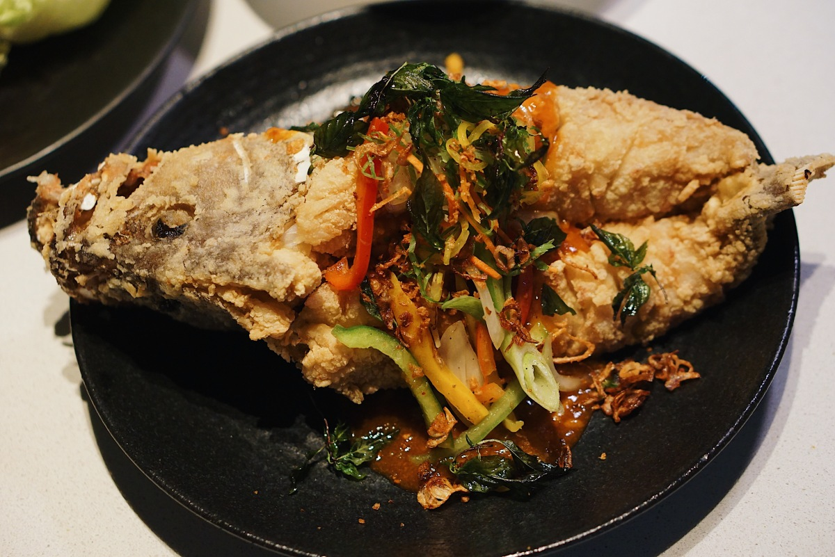 Southeast Asian Cuisine at Red Ginger – City of Dreams Manila