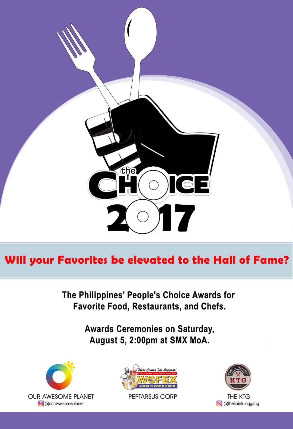 The Choice 2017