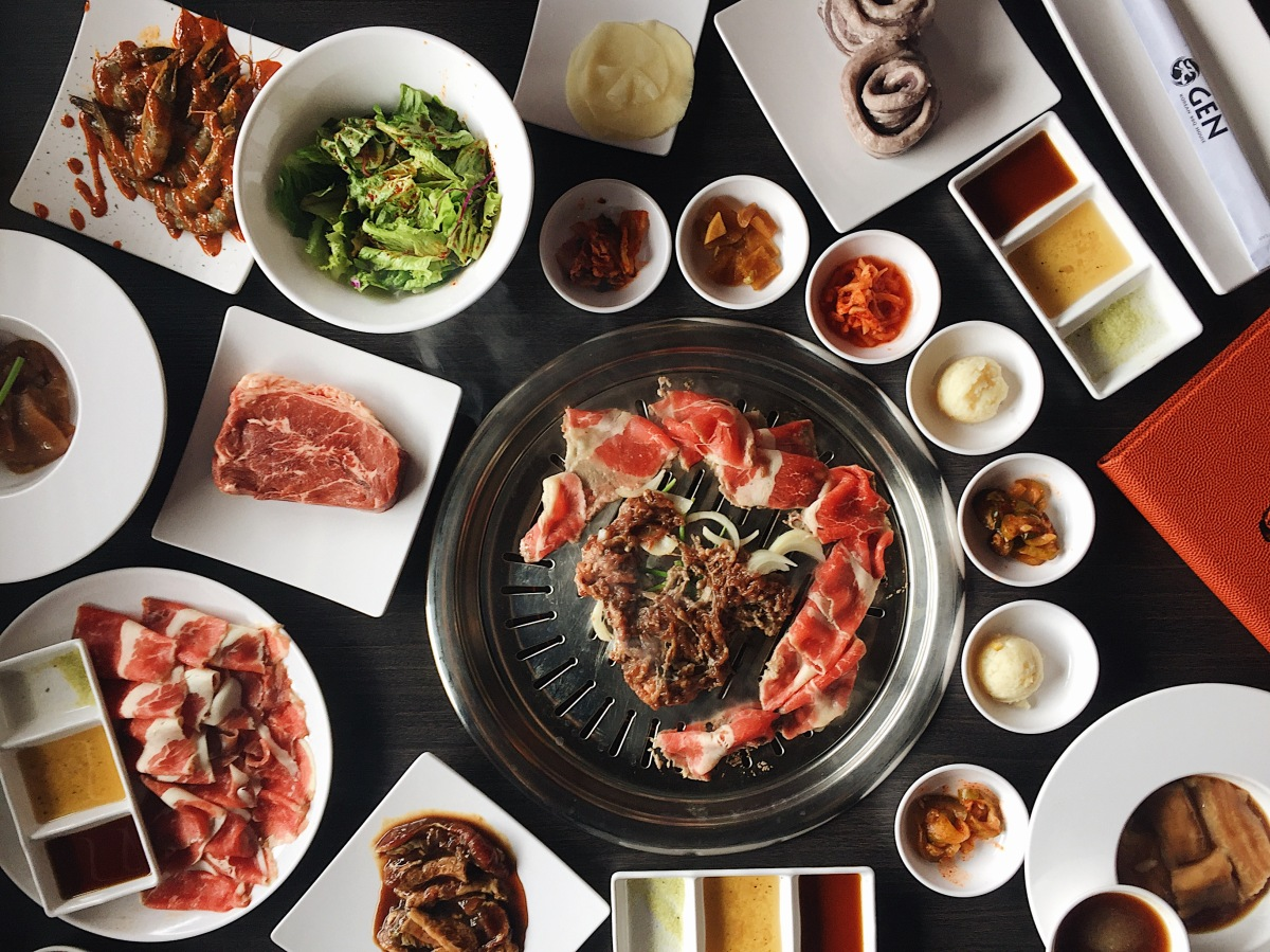GEN Korean BBQ House – SM Mall of Asia Complex