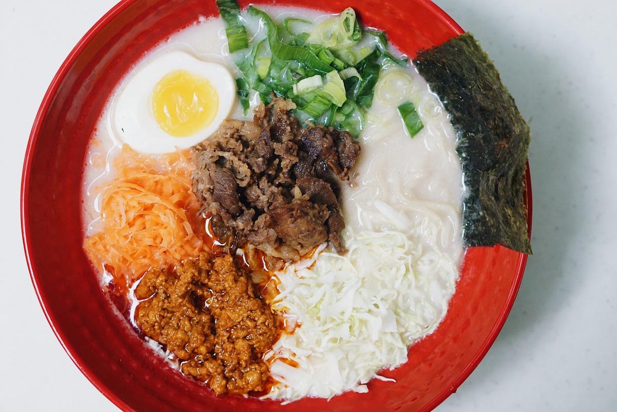 [NEW] Sriracha Beef Ramen – TokyoTokyo