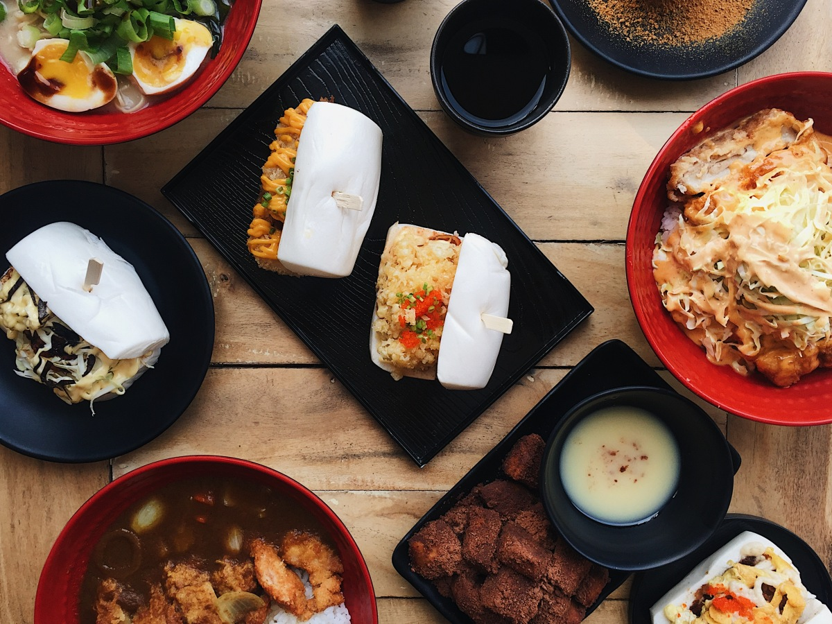 Buns and Bowls at Don Bao – Kapitolyo, Pasig
