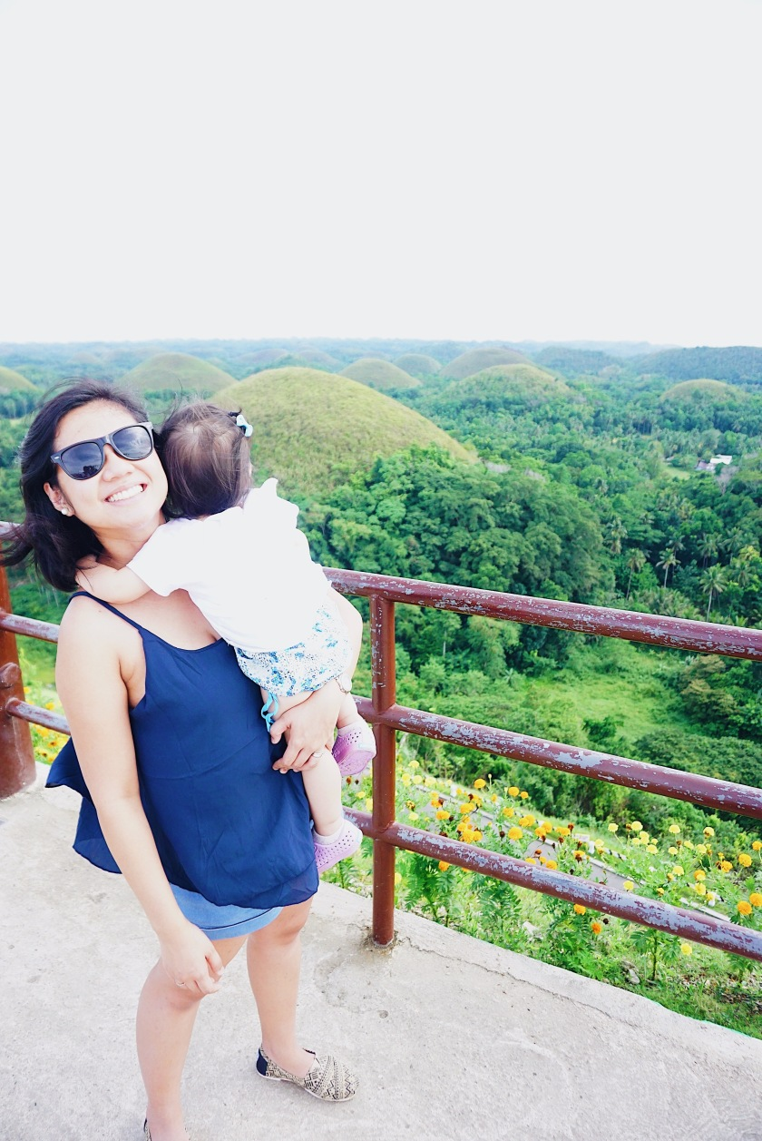 Countryside Tour, 1st Stop - Tarsier Sanctuary