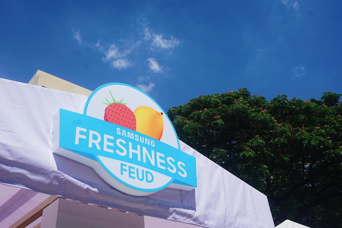 #LiveFresh with Samsung Twin Cooling Refrigerator – Samsung Freshness Feud