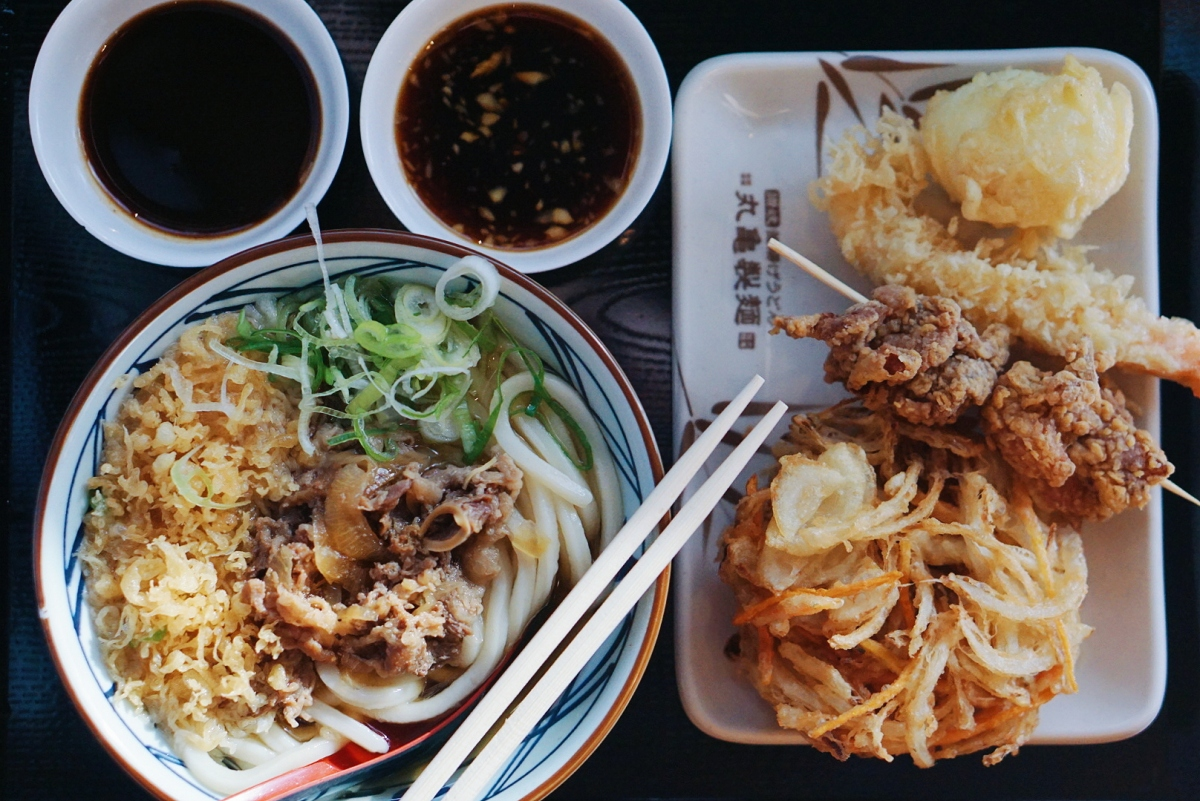 [BGC EATS] Marugame Udon Philippines – Bonifacio HighStreet