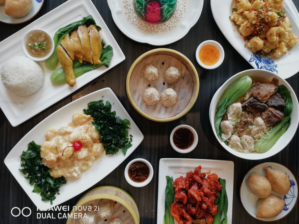 [SM North] Chinese Food at King Chef Dimsum Kitchen