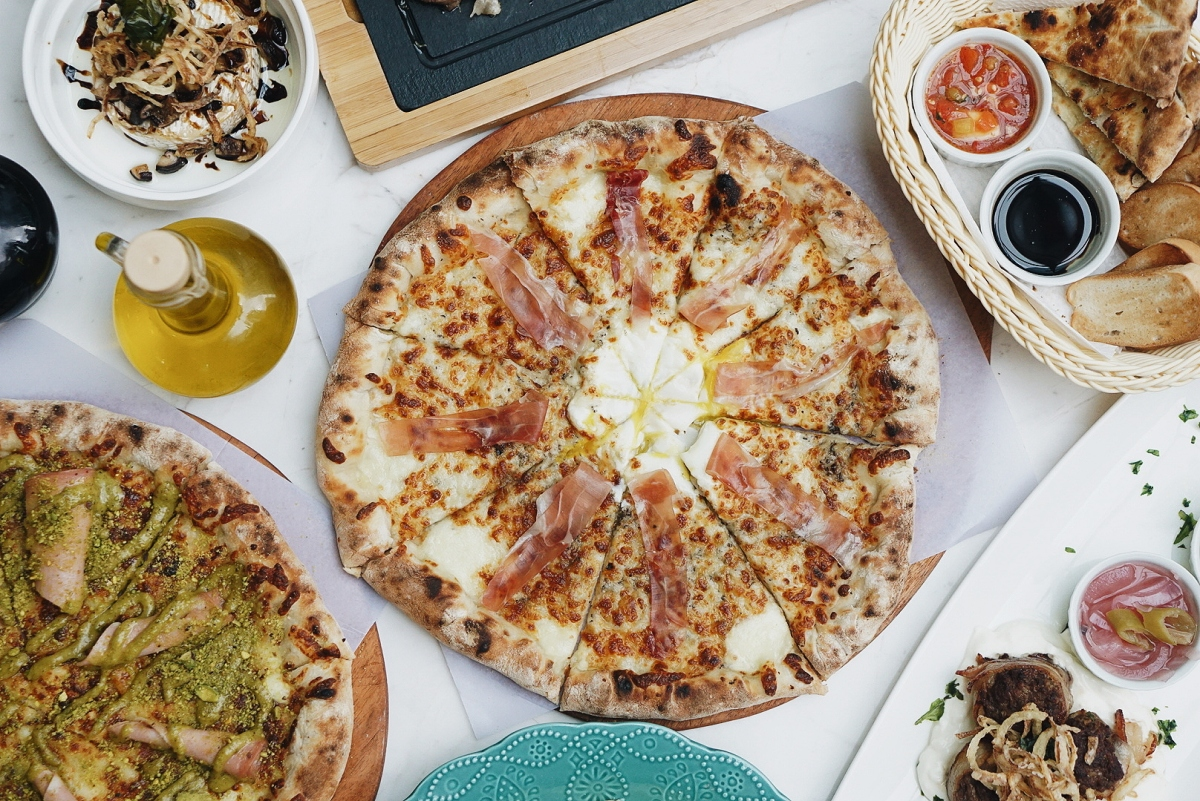 [Uptown Bonifacio] Italian Feast at MammaMia