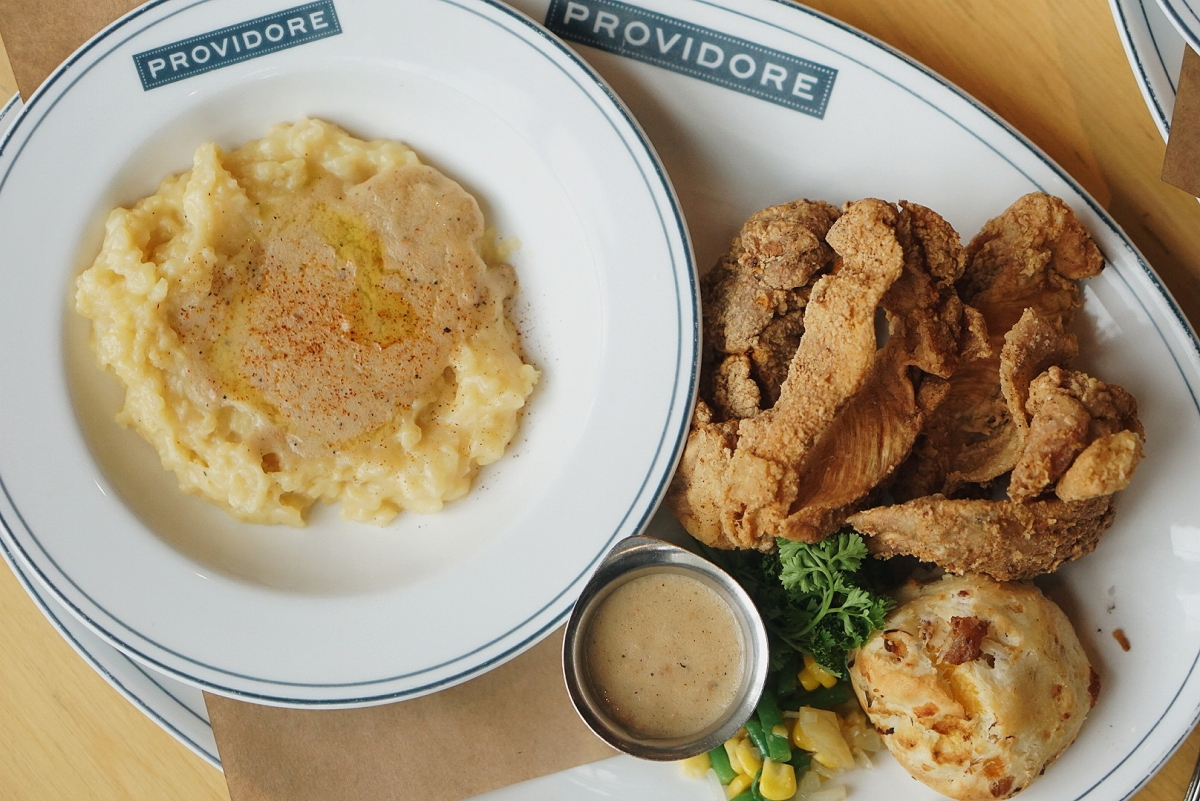 Providore – Home of the Best Fried Chicken and Barbecue in SM Aura