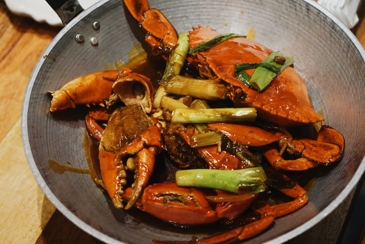 Red Crab Alimango House – Greenbelt