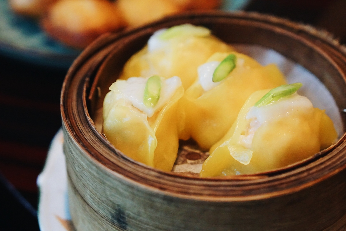 [AG New World Manila Bay] Dim Sum Lunch at Li Li