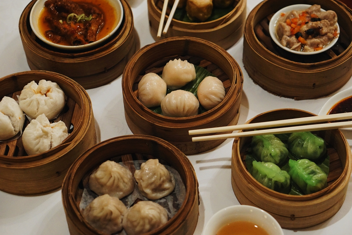 [Makati Shangri-La] Dim Sum Plus at ShangPalace