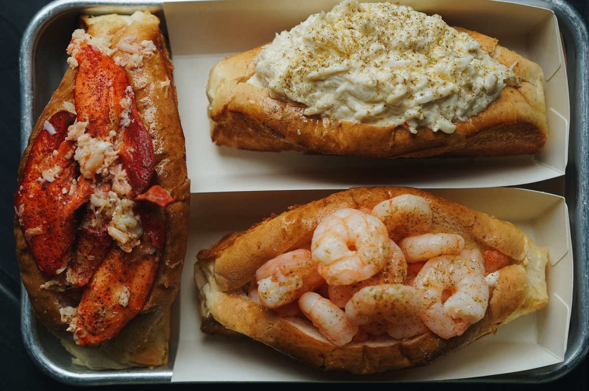 [The Grid Food Market] Lobster Roll and so much more at Bun Appetit