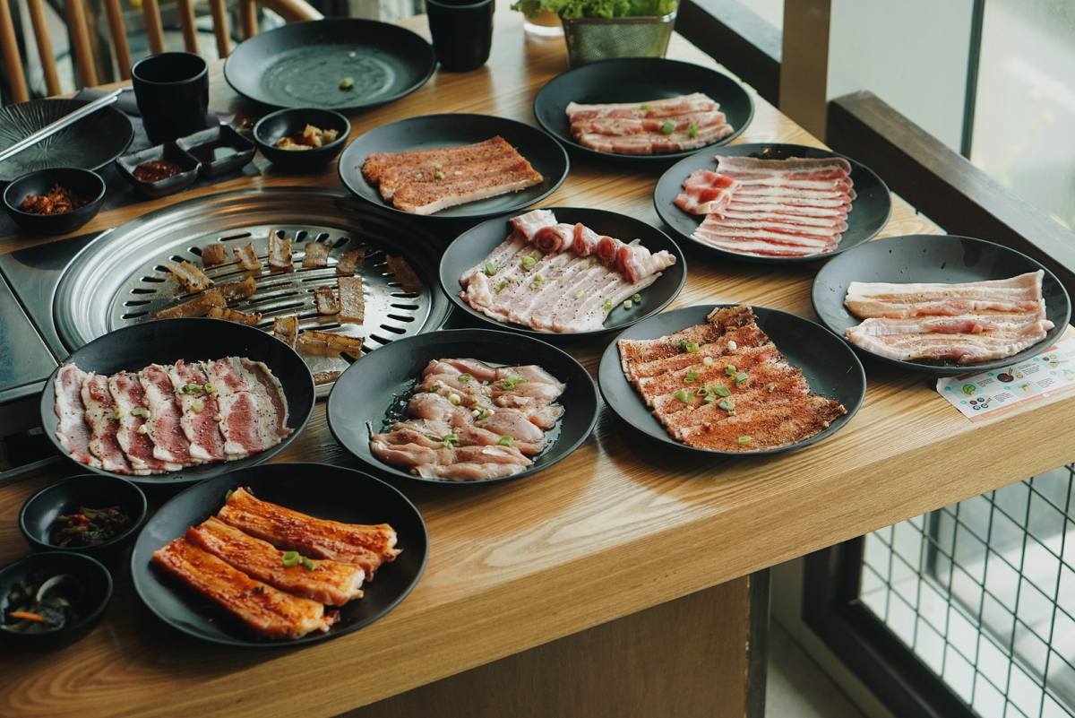 Unlimited KBBQ at Jin Joo Korean Grill