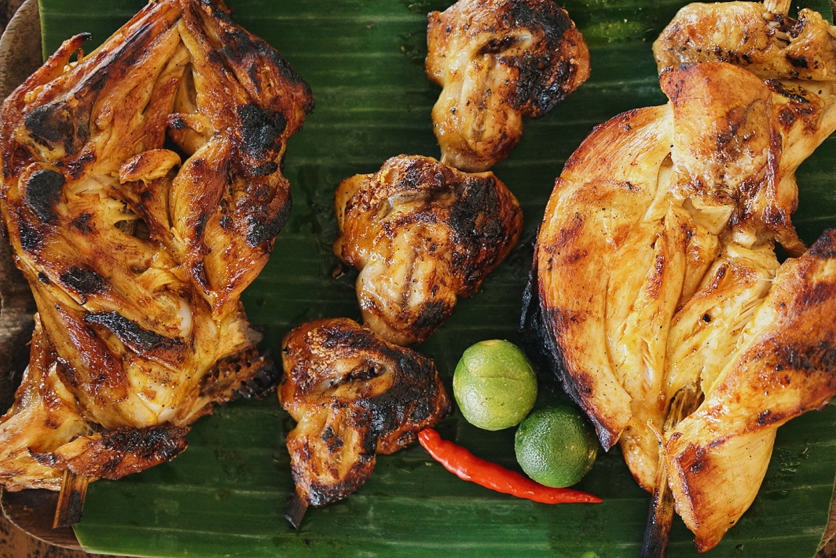 [Quezon City EATS] Inasal Food Trip at Bacolod Chicken Parilla