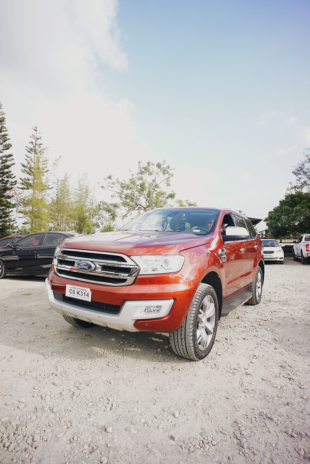EATSplore Tagaytay Food Trip with Ford Everest