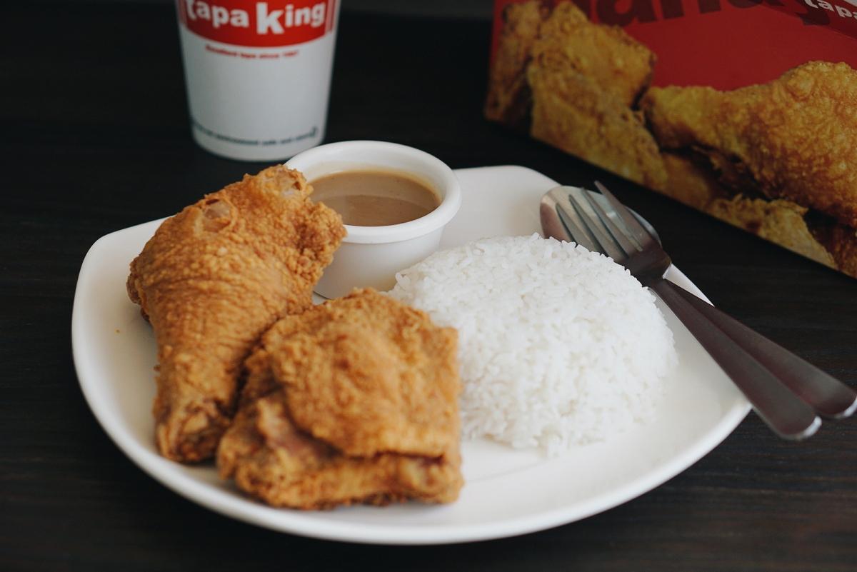 [NEW] Tapa King Fried Chicken – Bigger, Juicier, andCrispier