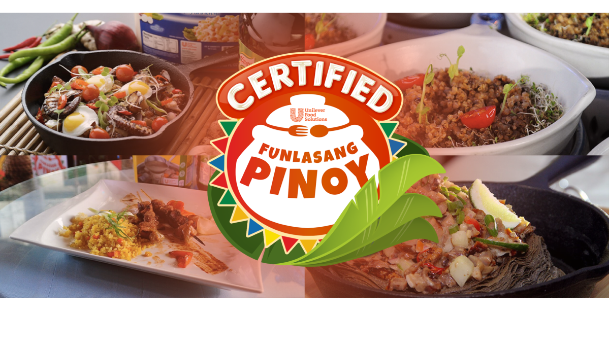 Certified Funlasang Pinoy by Unilever Food Solutions
