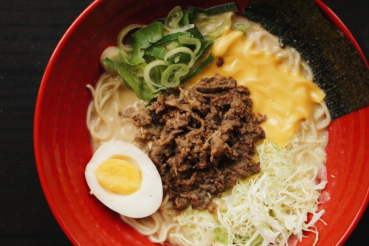 Cheesy Beef Ramen by Tokyo Tokyo – #PerfectCombination