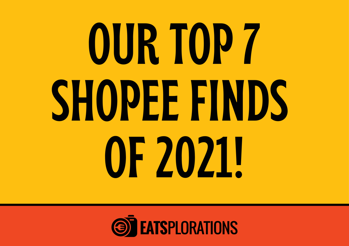 Our Top 7 Shopee Finds of2021